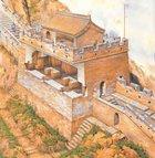 Башня на Великой китайской стене.